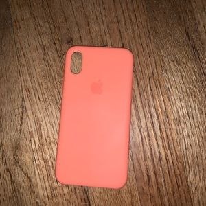 iPhone X Apple case